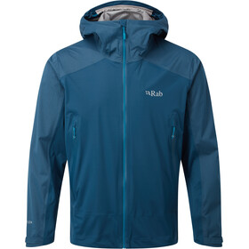 Rab Kinetic Alpine Jacke Herren ink